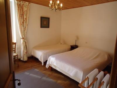 Chambre double ensuite - Double ensuite bedroom