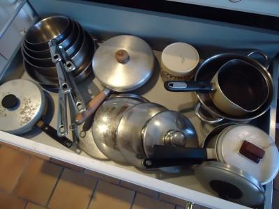 Les utiles de cuisine - Kitchen equipment (3)