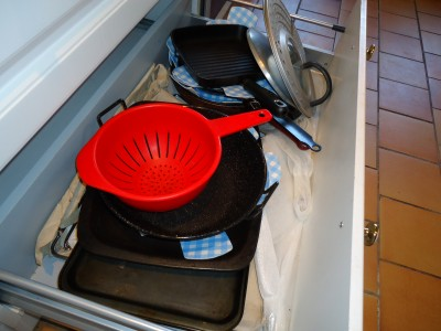 Les utiles de cuisine - Kitchen equipment (4)