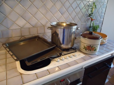 Les utiles de cuisine - Kitchen equipment