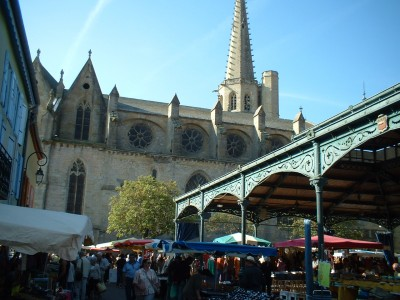 mirepoix local market medieval town (6)